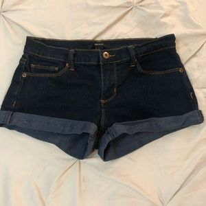 Forever 21 cuffed shorts
